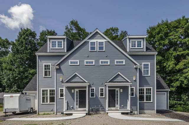7 Pleasant St #7, Foxboro, MA 02035 (MLS #72707285) :: Welchman Real Estate Group