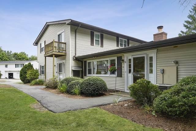 660 Union Street 7B, Braintree, MA 02184 (MLS #72707290) :: Welchman Real Estate Group