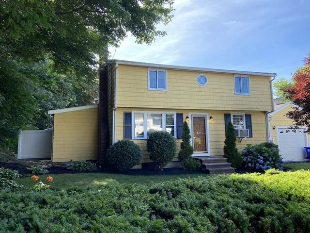 19 Isabell Ave, Holbrook, MA 02343 (MLS #72707332) :: DNA Realty Group