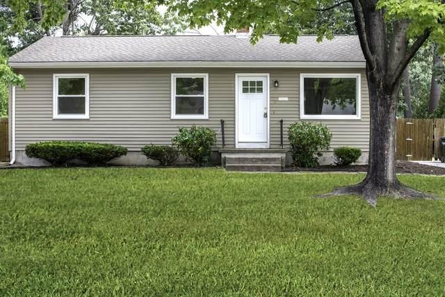 43 Berard Cir, Springfield, MA 01128 (MLS #72707392) :: Westcott Properties