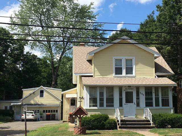 548-550 Mill St, Agawam, MA 01030 (MLS #72707398) :: DNA Realty Group