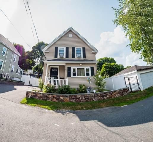14 Marden Street, Saugus, MA 01906 (MLS #72707402) :: Westcott Properties