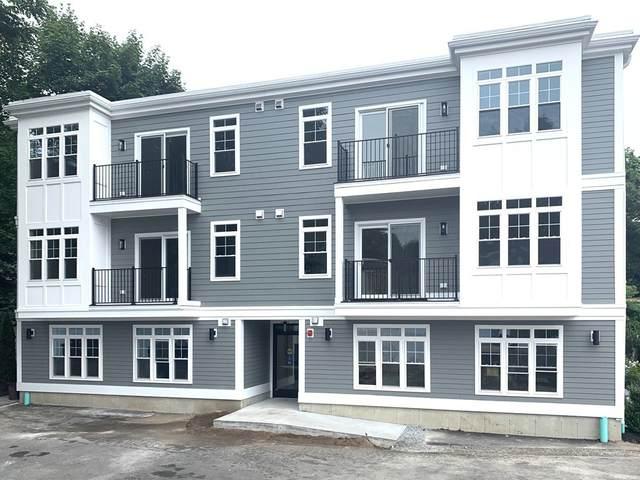 315 College Farm Rd #6, Waltham, MA 02453 (MLS #72707418) :: Westcott Properties
