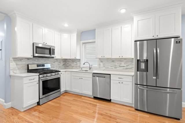 43 Edith St #2, Everett, MA 02149 (MLS #72707419) :: Westcott Properties