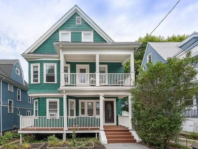 177 Wachusett St, Boston, MA 02130 (MLS #72707507) :: Westcott Properties