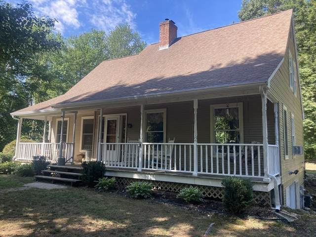 325 College Hwy, Southwick, MA 01077 (MLS #72707531) :: Anytime Realty