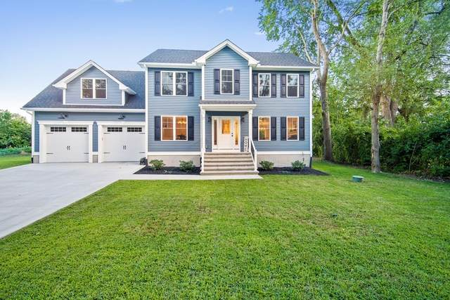 27 Carr Ave, Agawam, MA 01001 (MLS #72707542) :: Anytime Realty