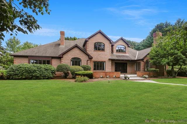 96 Castlemere Place, North Andover, MA 01845 (MLS #72707548) :: Exit Realty