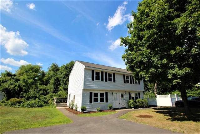 7 Bentley Cir #7, Methuen, MA 01844 (MLS #72707581) :: Kinlin Grover Real Estate