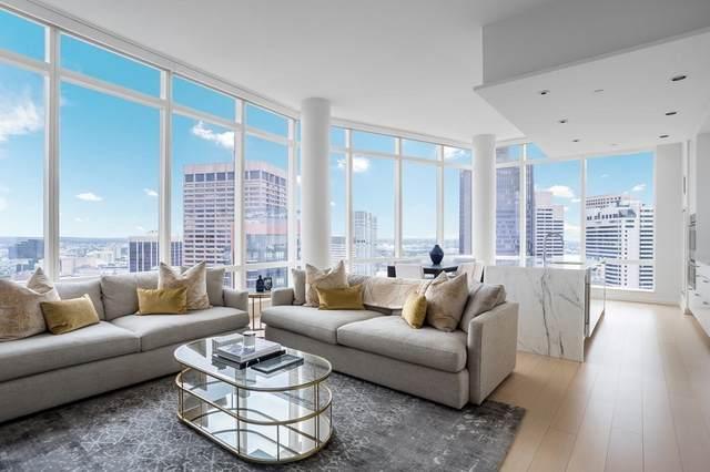 1 Franklin Street #3704, Boston, MA 02110 (MLS #72707802) :: Charlesgate Realty Group