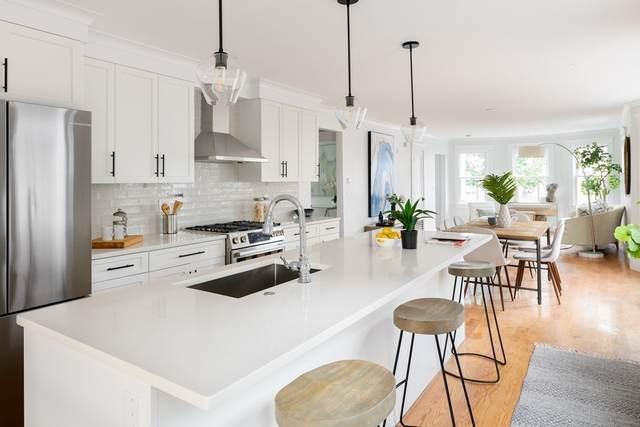 153 Sherman Street #1, Cambridge, MA 02140 (MLS #72707896) :: Berkshire Hathaway HomeServices Warren Residential