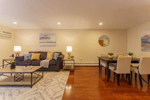 93 Spring Street #25, Watertown, MA 02472 (MLS #72707924) :: Berkshire Hathaway HomeServices Warren Residential