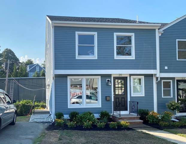 20 Heritage Way #1, Marblehead, MA 01945 (MLS #72707944) :: Anytime Realty