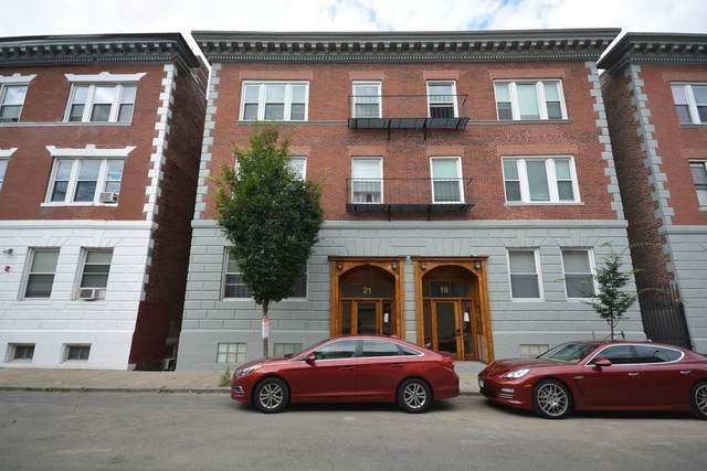 21 Aberdeen St E, Boston, MA 02215 (MLS #72707946) :: Anytime Realty