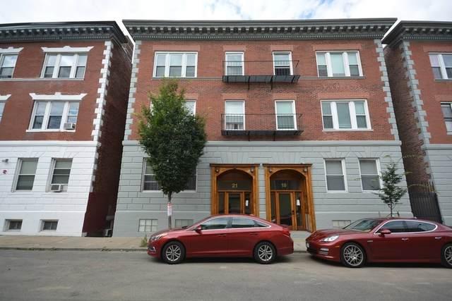 21 Aberdeen St E, Boston, MA 02215 (MLS #72707946) :: Charlesgate Realty Group