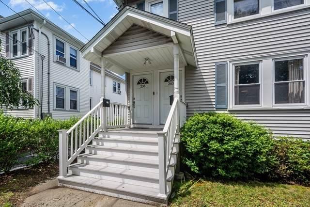 240 Arlington St #240, Watertown, MA 02472 (MLS #72708057) :: Berkshire Hathaway HomeServices Warren Residential
