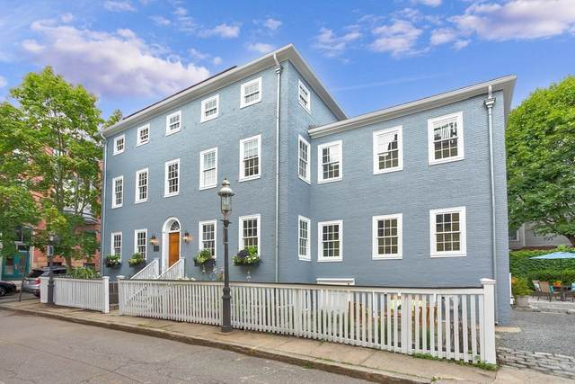 21 Cordis St. Ave, Boston, MA 02129 (MLS #72708122) :: Berkshire Hathaway HomeServices Warren Residential