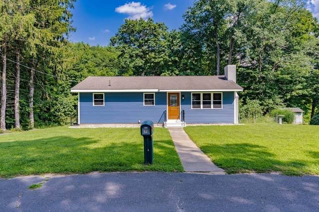 11 Mountain View Dr, Huntington, MA 01050 (MLS #72708196) :: Parrott Realty Group