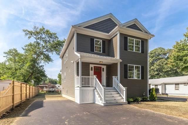 30 Burnap Street, Wilmington, MA 01887 (MLS #72708237) :: Exit Realty
