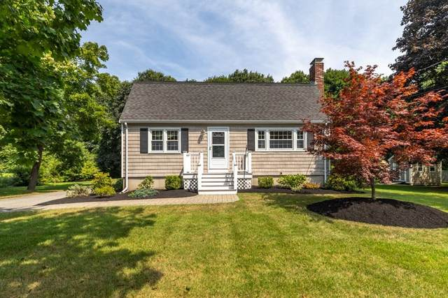 4 Charlotte Road, Wilmington, MA 01887 (MLS #72708390) :: Exit Realty