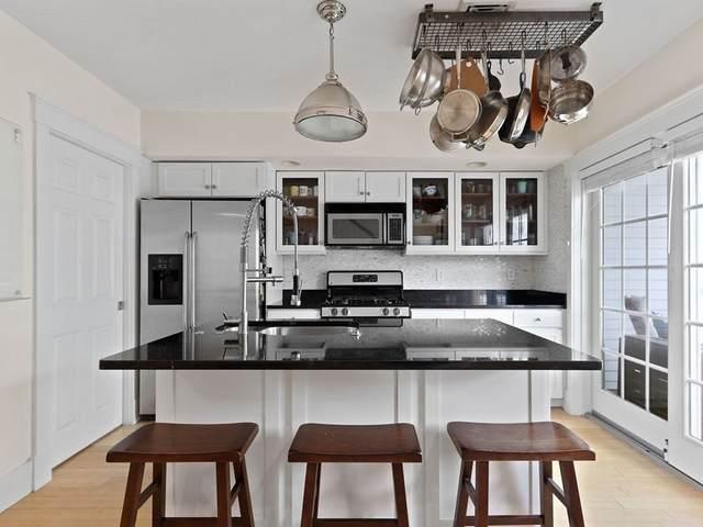 5 Paul Gore St #5, Boston, MA 02130 (MLS #72708635) :: Westcott Properties