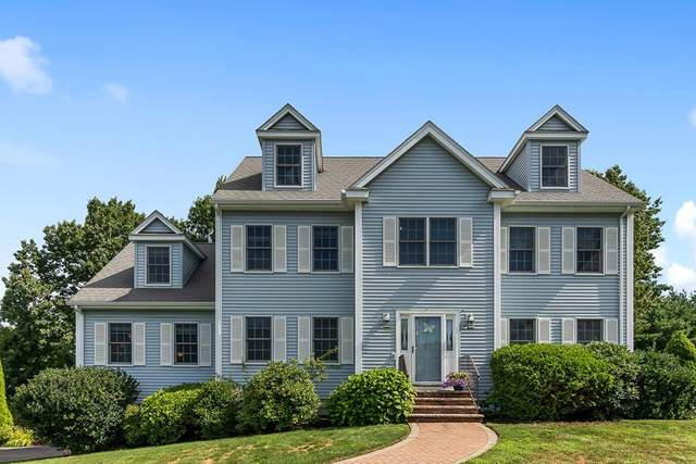45 Ashwood Ave, Wilmington, MA 01887 (MLS #72708845) :: Exit Realty