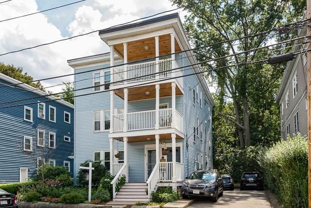 63-65 Brookley Rd #2, Boston, MA 02130 (MLS #72708896) :: Westcott Properties