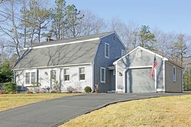 140 Jordan Rd, Plymouth, MA 02360 (MLS #72708921) :: Berkshire Hathaway HomeServices Warren Residential