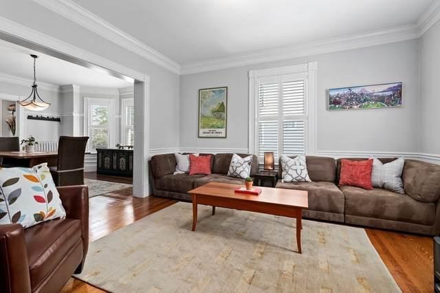 11 Belknap St #11, Arlington, MA 02474 (MLS #72708958) :: Westcott Properties