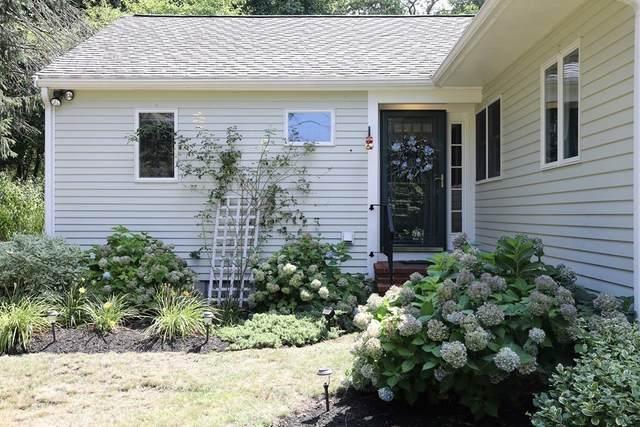 346 Washington St, Norwell, MA 02061 (MLS #72708973) :: Westcott Properties