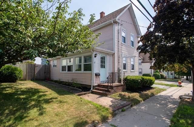 61 Driscoll St, Peabody, MA 01960 (MLS #72708976) :: Westcott Properties