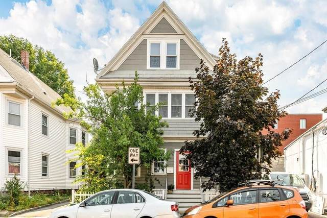 12 Gold Star Rd #12, Cambridge, MA 02140 (MLS #72709719) :: Charlesgate Realty Group