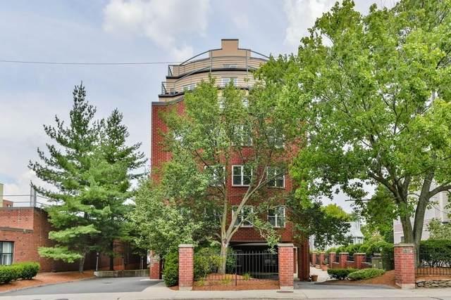 655 Concord Avenue #401, Cambridge, MA 02138 (MLS #72709746) :: Charlesgate Realty Group