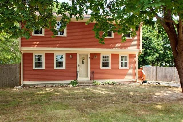 70 Colchester Drive, Plymouth, MA 02360 (MLS #72709751) :: Westcott Properties