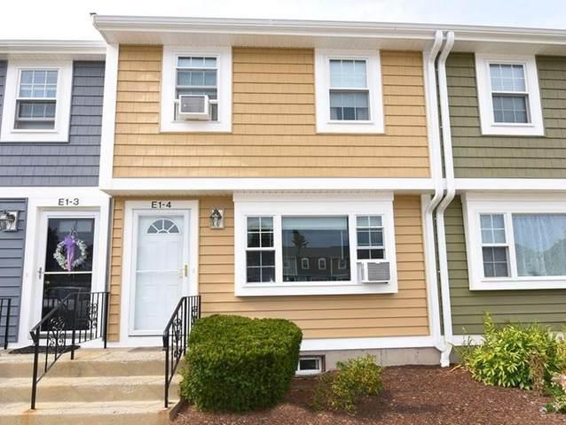 4 Lydon Ln E1-4, Halifax, MA 02338 (MLS #72709778) :: Westcott Properties