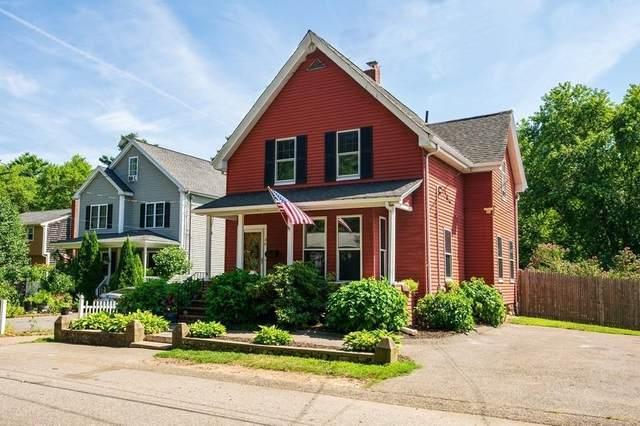 46 Emory Street, Brockton, MA 02301 (MLS #72709783) :: Westcott Properties