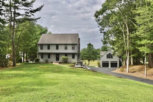 120 Screenhouse Ln, Duxbury, MA 02332 (MLS #72709793) :: Westcott Properties