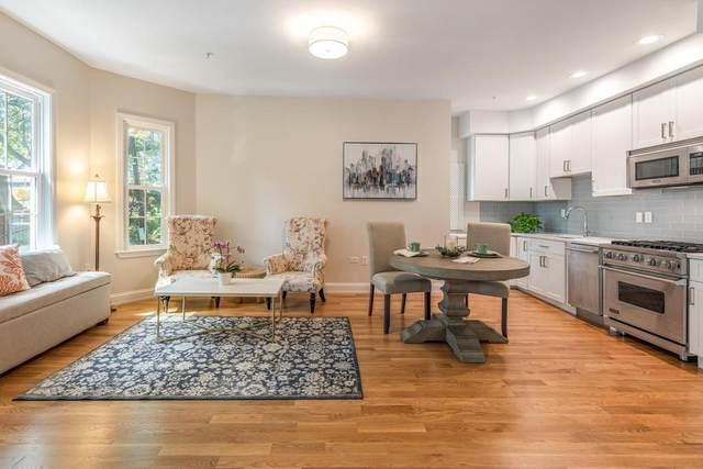 18 Sacramento Place #1, Cambridge, MA 02138 (MLS #72709807) :: Charlesgate Realty Group