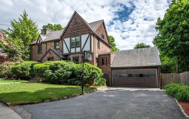 36 Bruce Lane, Newton, MA 02458 (MLS #72709833) :: Berkshire Hathaway HomeServices Warren Residential