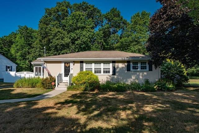 238 Baylies St, Dighton, MA 02764 (MLS #72709896) :: Team Tringali