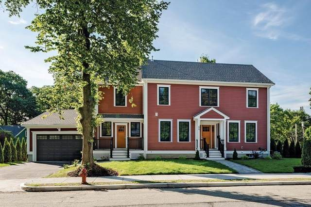 64 Fuller St #64, Newton, MA 02468 (MLS #72709935) :: Anytime Realty