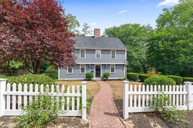 2 Queen Anne Ln, Hingham, MA 02043 (MLS #72709953) :: Parrott Realty Group