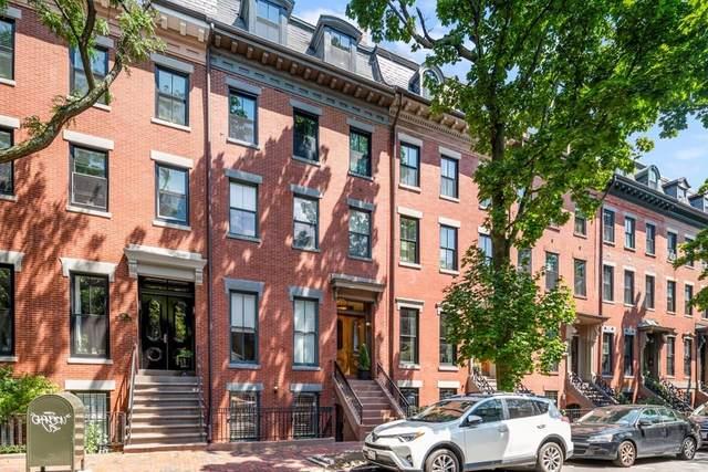 23 Milford St #1, Boston, MA 02118 (MLS #72709975) :: Charlesgate Realty Group