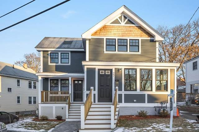 29 St.  Sauveur Court #29, Cambridge, MA 02138 (MLS #72709998) :: Charlesgate Realty Group