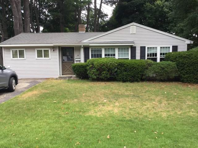 66 Willard Circle, Westwood, MA 02090 (MLS #72710178) :: Anytime Realty