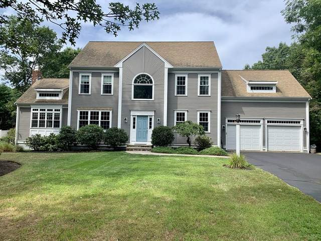 276 Prince Rogers Way, Marshfield, MA 02050 (MLS #72710197) :: Kinlin Grover Real Estate
