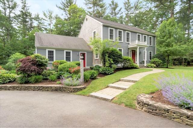 3 Settlers Path, Duxbury, MA 02332 (MLS #72710200) :: Kinlin Grover Real Estate