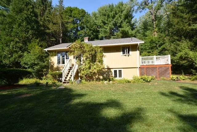 442 Warren Wright Road, Belchertown, MA 01007 (MLS #72710302) :: Kinlin Grover Real Estate