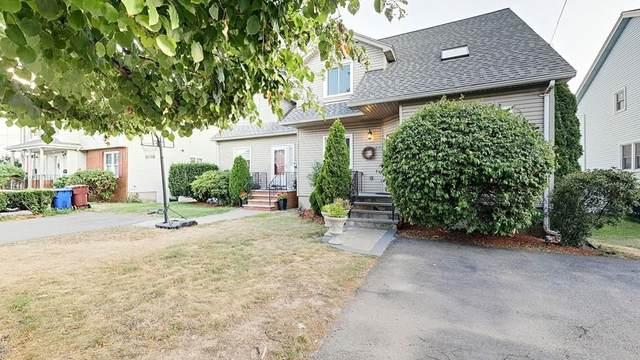 20 Burnett Rd #20, Revere, MA 02151 (MLS #72710357) :: Charlesgate Realty Group