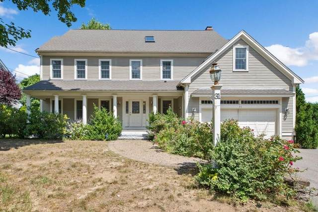 31 Fuller Rd, Needham, MA 02492 (MLS #72711989) :: EXIT Cape Realty